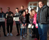 Πρωτιές -και φέτος- για το 3ο Γυμνάσιο Λαμίας στους σχολικούς αγώνες στίβου