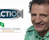 Ο Κώστας Στεφανής και το «Traction» στο 3ο Γυμνάσιο Λαμίας (φωτ. και video)