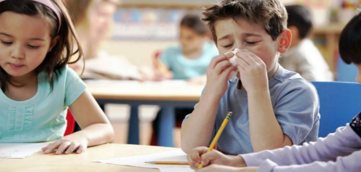 Ενημέρωση για την εποχική γρίπη και τις απουσίες μαθητών